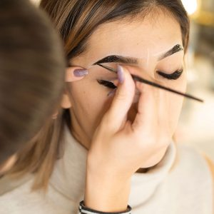 Brow Tint Shape - Couture Academy