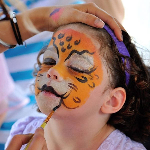 Face Painting - Couture Academy